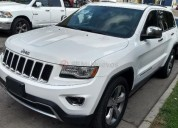Jeep grand cherokee limited 2014 42000 kms