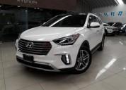 Hyundai santa fe 2018 3000 kms