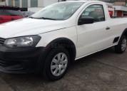 Volkswagen saveiro 2015 38130 kms