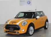 Mini cooper s hot chili 2015 61217 kms