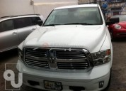 Dodge ram 1500 pick up 2017 16000 kms