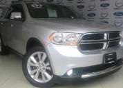 Dodge durango crew lux 2012 66317 kms
