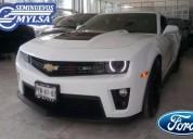 Chevrolet camaro zl1 2015 22842 kms