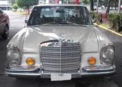 Mercedes benz 280 1972 120000 kms