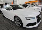 Audi otro modelo 2017 en azcapotzalco