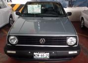 Volkswagen golf 1989 en tlalnepantla