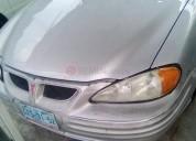 Pontiac grand am 2002 155943 kms