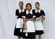 Recamarera cuidadora agencia domestica niñera servicio domestico nana cocinera enfermera