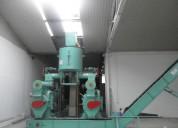 Prensa peletizadora balanceados pesada 2 a 3 toneladas la hora