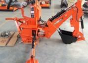 Excavadora modelo 35-65hp