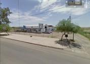 Terreno de renta en carretera bahia de kino