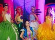 Show infantil de princesas disney solo con animarcianos!