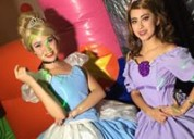 Evento infantil de la princesita sofia y sus amigas solo con animarcianos!