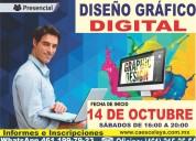 Curso de diseño grafico digital