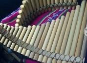 Excelente clases de instrumentos musicales andinos