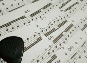 Excelente clases de guitarra con músico profesional