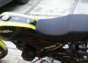 Excelente motocicleta italika ft150-ts   -17