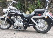 Excelente honda shadow 750 -2009