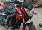 Vendo excelente moto pulsar precio a tratar.