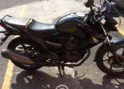 Linda motocicleta honda invicta 150cc