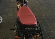 Linda moto italika st90 seminuevo