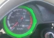 Excelente motocicleta dm200 -16