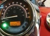 Linda motocicleta honda -2002