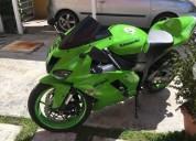 Kawasaki zx6r  -aprovecha ya!