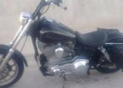 Harley davidson dyna 1450cc -buen estado.