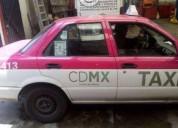 Excelente chofer taxi t s u r u