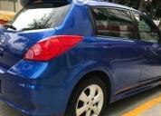 Excelente tiida hatchback  -2012