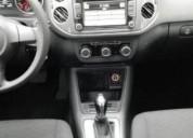 Excelente volkswagen tiguan 5p native tiptronic climatronic