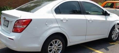 Venta de Chevrolet sonic -17