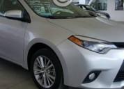 Toyota corolla le automatico 2014
