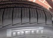 Excelente llantas 195/65 r15 pirelli p7 nuevas