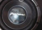 Oportunidad!. woofer pioneer 12