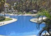 Excelente condominio con playa privada
