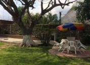 Excelente quinta con su alberca privada en oaxtepec mo