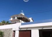 Casa privada con alberca