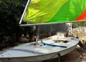 Oportunidad!. velero sunfish listo para navegar