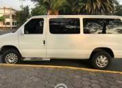 Excelente ford econoline 12 pasajeros  -98