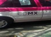 Taxi con placas -11, contactarse.
