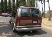 Excelente ford econoline equipada -96