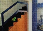 Traspaso excelente casa equipada de 3 pisos