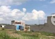 Excelente terreno en fracc haciendas de tonala