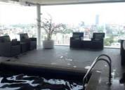 Pent house con espectalucar vista de cdmx, aprovecha ya!.
