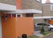 Linda casa semiamueblada condominio horizontal privado