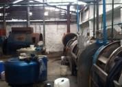 Se renta lavandería industrial