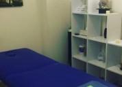Cabinas para terapeutas en renta