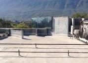Lindo terraza con hermosa vista panoramica